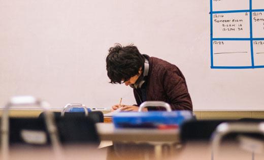 โพสต์ภาพ การสอบเข้ามหาวิทยาลัย - การสอบเข้ามหาวิทยาลัย